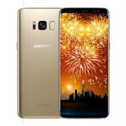 SAMSUNG GALAXY S8 GOLD